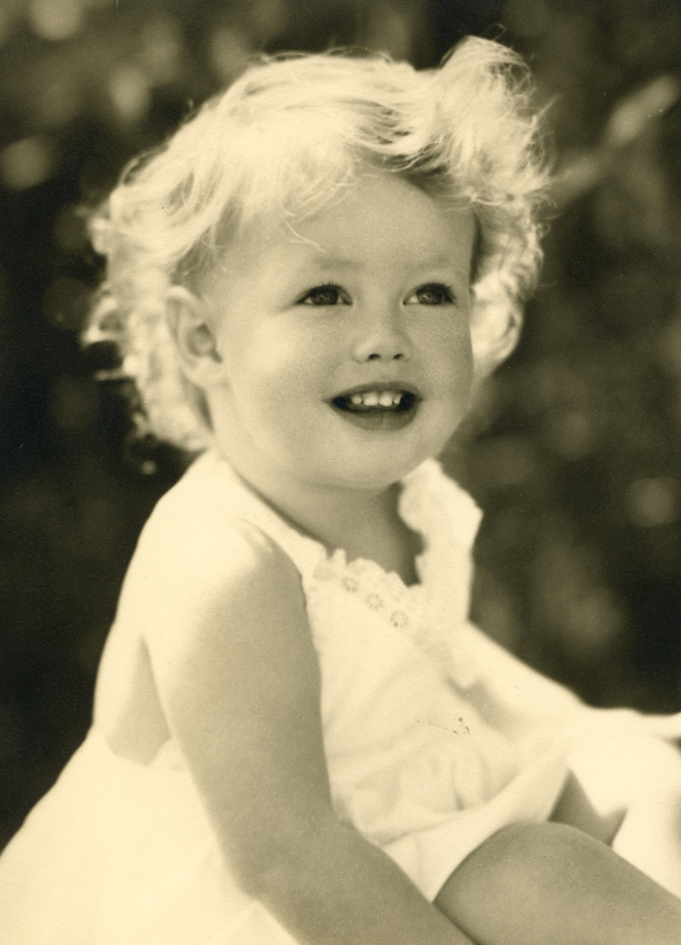 Diane Stanley baby picture