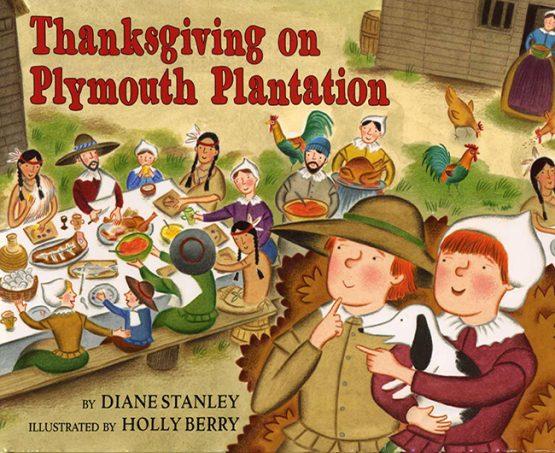Thanksgiving at Plymouth Plantation
